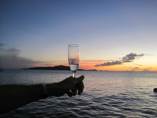 Palm Island Resort & Spa:                   Get sunsets!