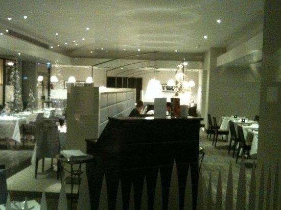 "Hilton Strasbourg: Le restaurant ""Le Jardin"""