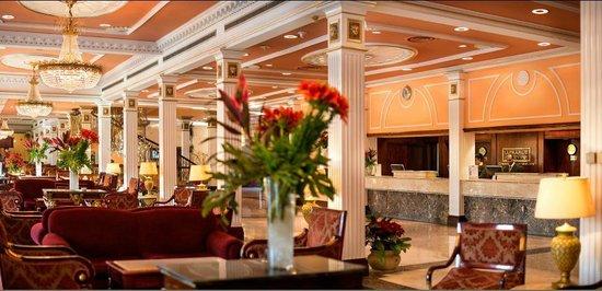 Concorde El Salam Hotel Cairo by Royal Tulip: Hotel Lobby