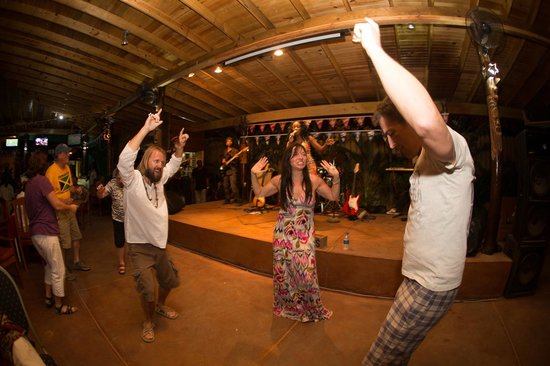 One Love Reggae Concert Series:                   Dancing at the Seastar