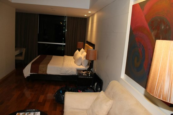 Adelphi Grande Sukhumvit by Compass Hospitality:                   My room