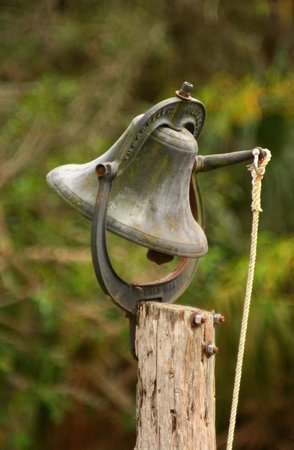 Koreshan State Historic Site: Dinner Bell