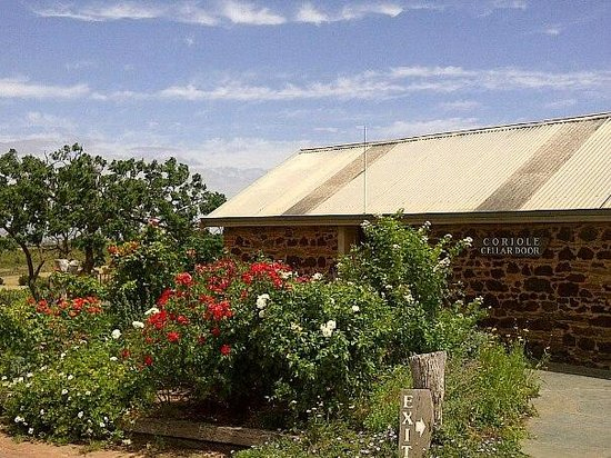 Coriole Winery: the old cottage cellar door
