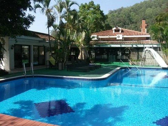 Pousada de Coloane Beach Hotel & Restaurant: Piscina