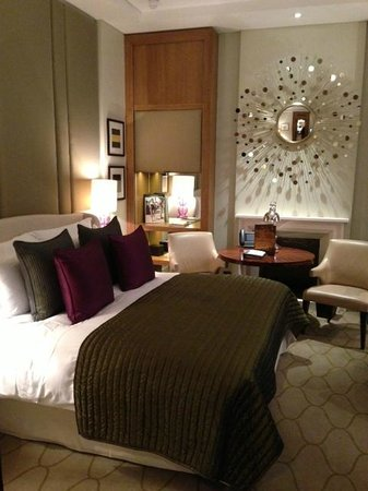 Corinthia Hotel London: Our room...amazing!