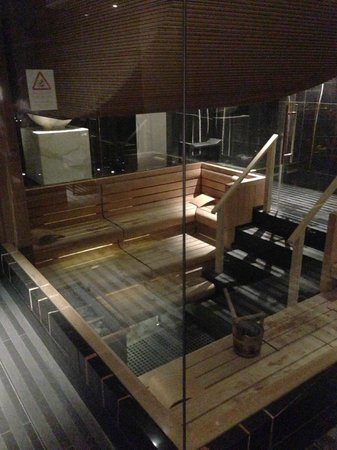 Corinthia Hotel London: Sauna