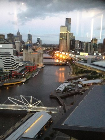 Hilton Melbourne South Wharf:                   and you guessed it, one more