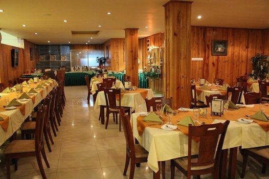 Olympus Plaza Hotel: Restaurent