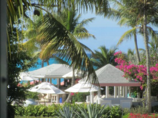 Ocean Club Resort:                   Room View                 