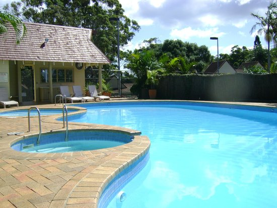 Pacific Palms Resort: Pool