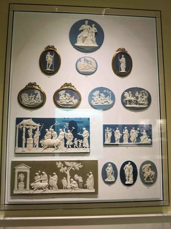 Birmingham Museum of Art: Wedgwood Gallery