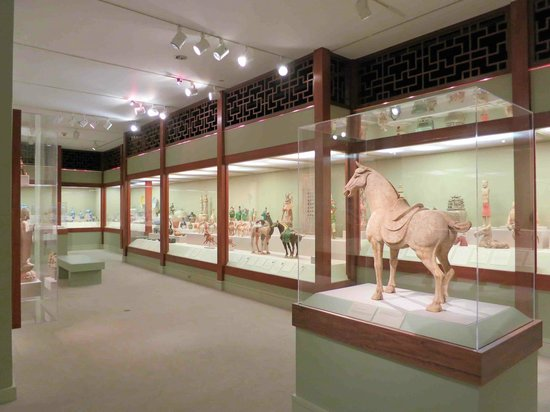Birmingham Museum of Art: Asian Gallery
