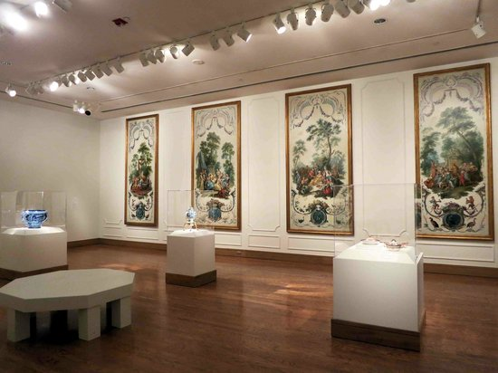 Birmingham Museum of Art: Asian Gallery