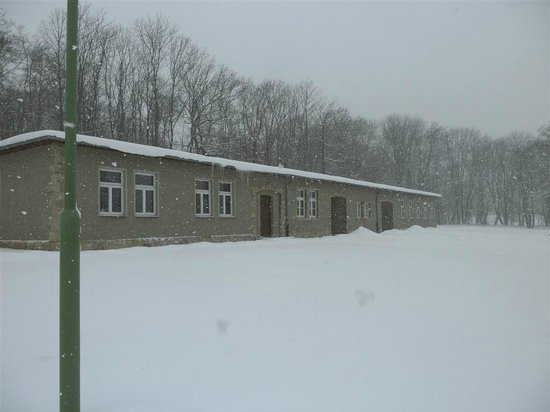 Buchenwald Memorial: Soldiers quarters