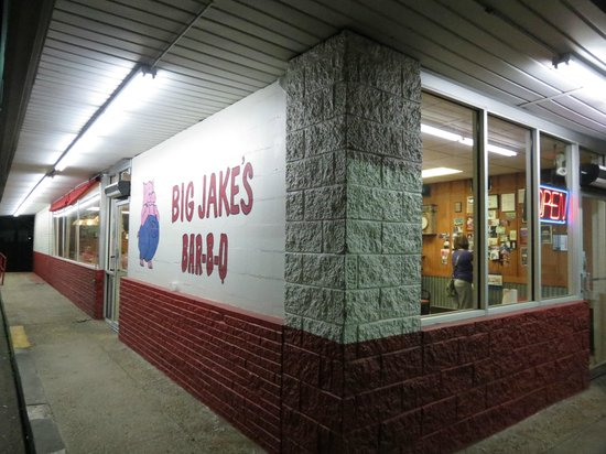 Big Jake's Smokehouse:                   Big Jake's on New Boston Road