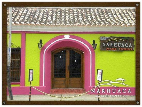 Coro, Venezuela: Fachada de Narhuaca