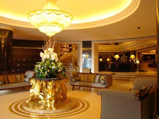 InterContinental Kiev :                   Lobby