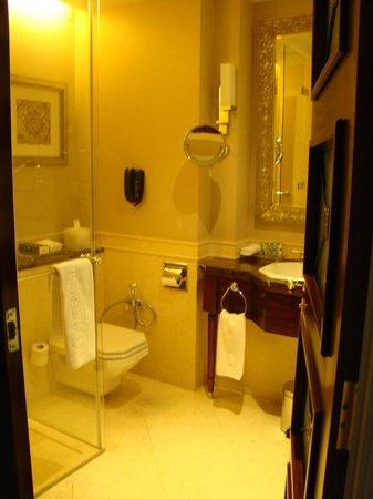 InterContinental Kiev:                   Luxurious Bathroom
