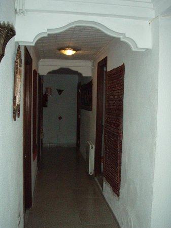 Hostal Waksman : Hall