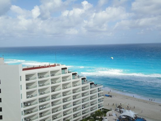 Hard Rock Hotel Cancun:                   Vista