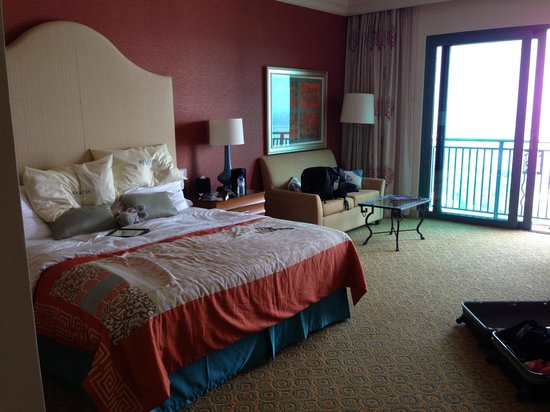Atlantis, The Palm:                   Imperial Club Room