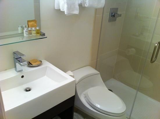 Hotel Vertigo :                   banheiro