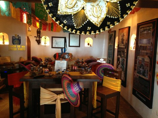 "Belmond Maroma Resort & Spa:                   ""Cantina"" theme Night"