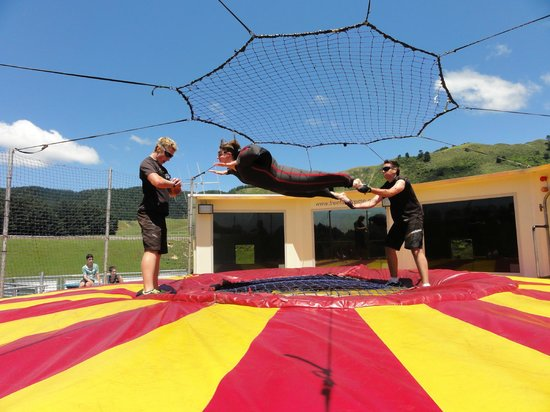 Agroventures Adventure Park:                   Extreme Freefall