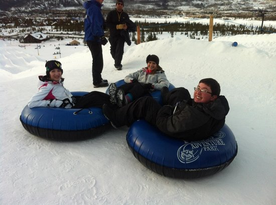 Frisco tubing hill coupons