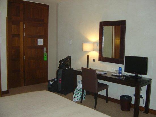 Hotel Palacio San Facundo: amplia