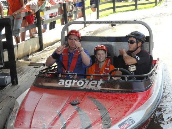 Agroventures Adventure Park:                   Jet Boat