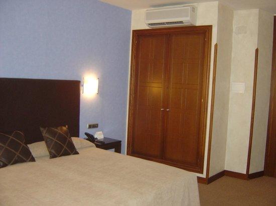 Hotel Palacio San Facundo: muy amplia