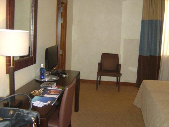 Hotel Palacio San Facundo: cómoda