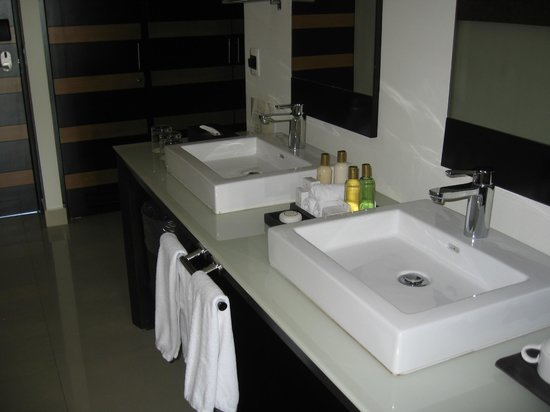 Secrets Huatulco Resort & Spa: vanity area