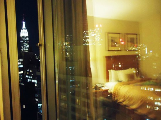 Candlewood Suites New York City Times Square: Empire State Building