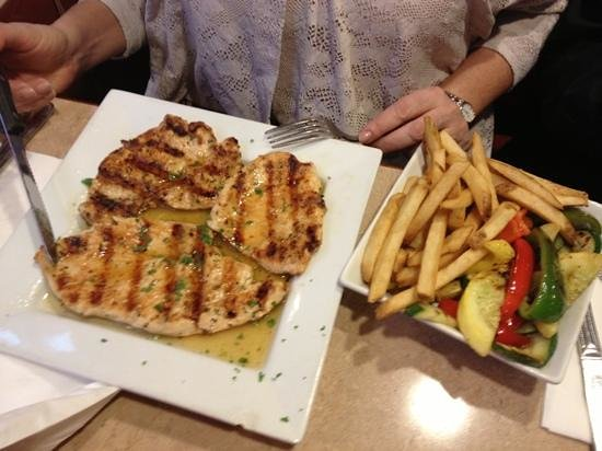 Pete's Grill: Honey Lime Chicken