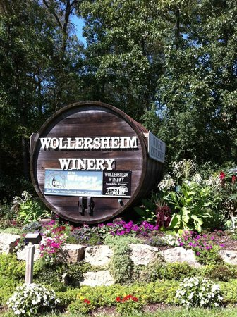 Wollersheim Winery & Distillery: Welcome to this wonderful winery!
