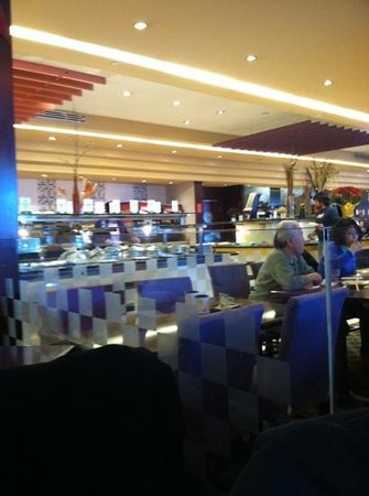 Tysons Buffet & Restaruant: view from our table 2