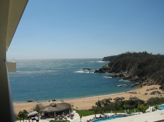 Secrets Huatulco Resort & Spa: another day in paradise
