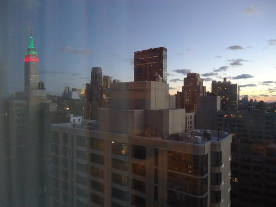 Candlewood Suites New York City Times Square: Sunset