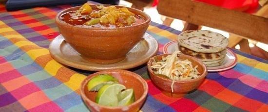 El Rincon tipico del Sopon: rico sabor