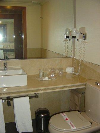 Sercotel Gran Hotel Zurbarán Badajoz: limpio