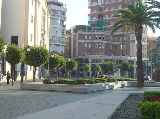 Sercotel Gran Hotel Zurbarán Badajoz: cerca del hotel