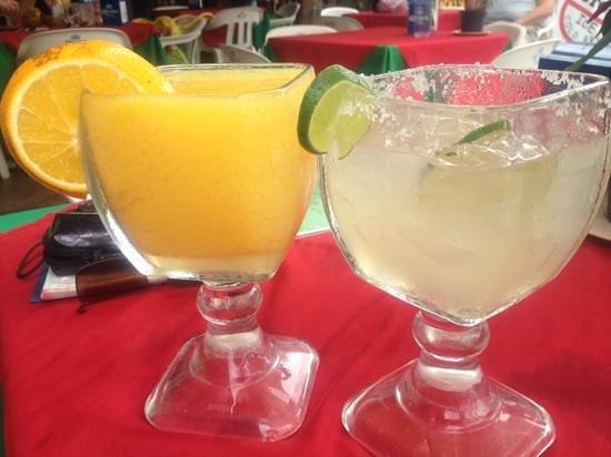 Restaurant Valeria II: Best Margaritas in Zihuatanejo