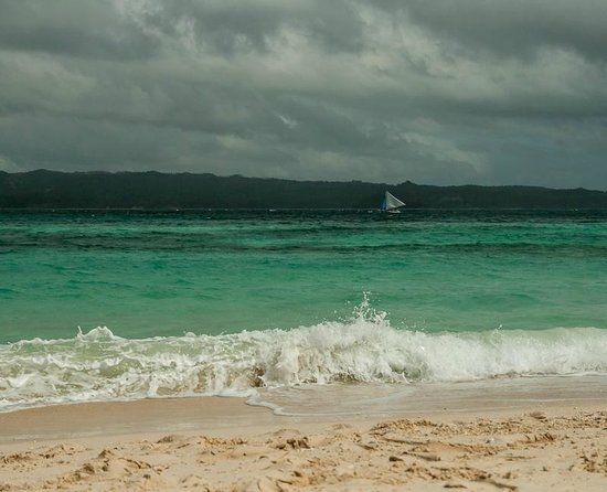 Yapak Beach (Puka Shell Beach): Puka beach
