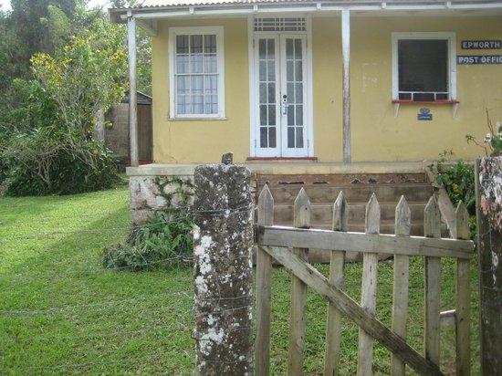 Ocho Rios Fort: post office
