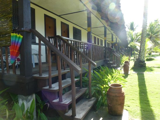 Kuting Reef:                   lodge of standard room