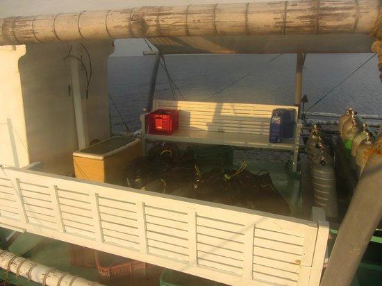 Dive Cal: The Divecal Ship