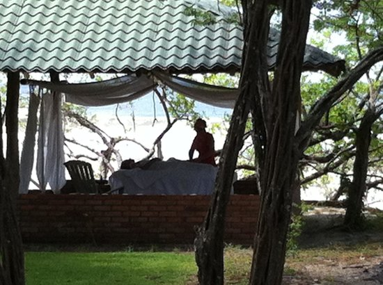 Energy Touch: Custom Tailored Body Therapy:                   My husband took this photo of my massage!