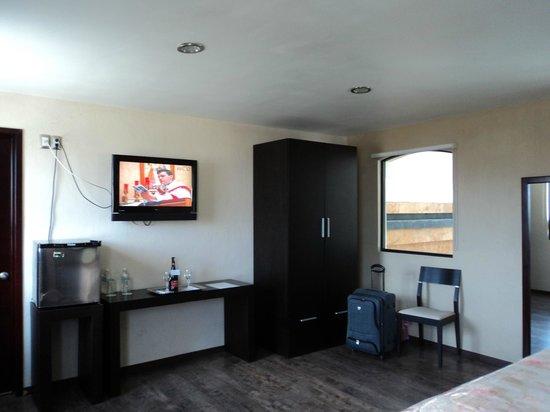 Terrasse Hotel: Habitación Nupcial